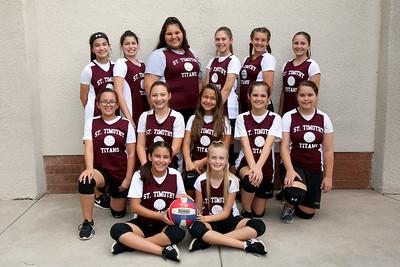7th - 8th Grade Volleyball