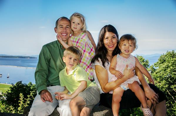 Shumski Family