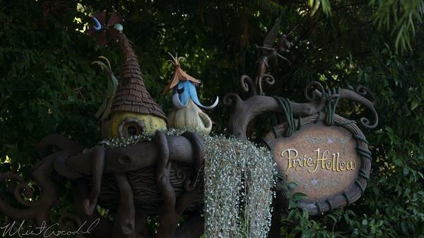 Disneyland Resort, Disneyland, Fantasyland, Pixie Hollow, Pixie, Hollow, Tinker Bell, Tink, Tinker, Bell