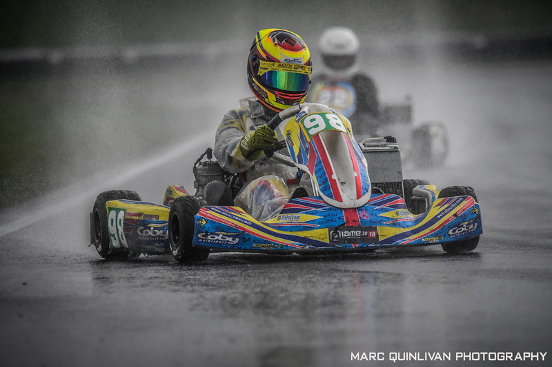 Trent Valley Kart Club Winter Series 2019 - Round 3 - 03 Sunday