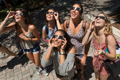 Solar Eclipse Watch at the Rock - August 21, 2017