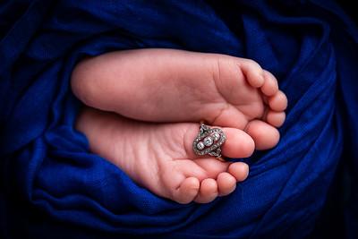 Newborn Rachel & Raffi