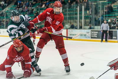 Cornell vs Dartmouth Men's Hockey 2019