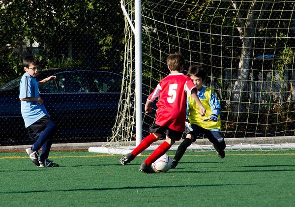 Soccer Ninjas