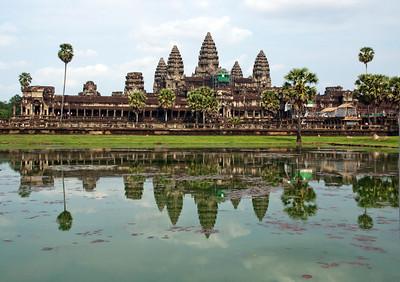 Angkor Wat, 2011
