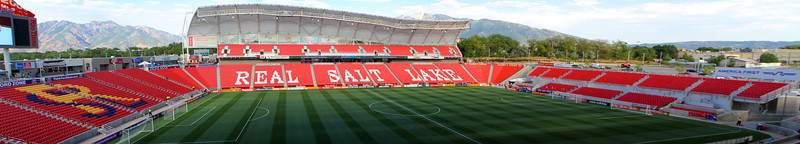 Real Salt Lake vs Seattle 7-4-2012