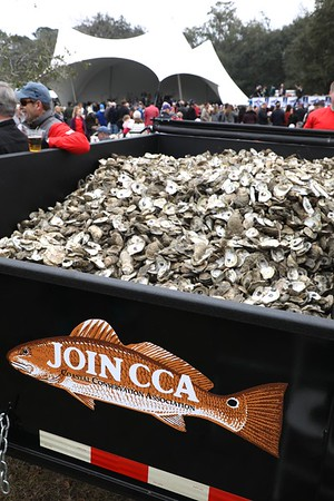 Charleston Oyster Festival CCA