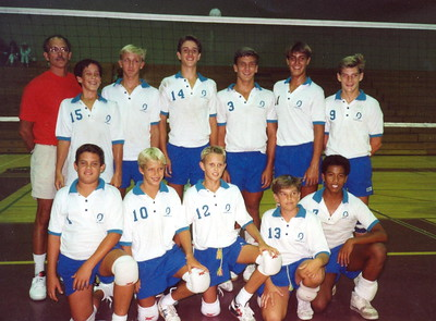 1989 Volleyball