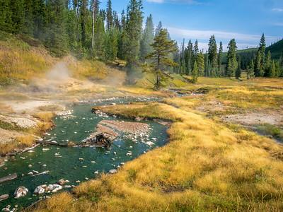 Yellowstone NP and Grand Teton NP