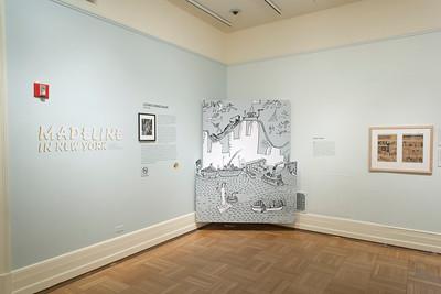2016 Travel Installation: Madleine in New York