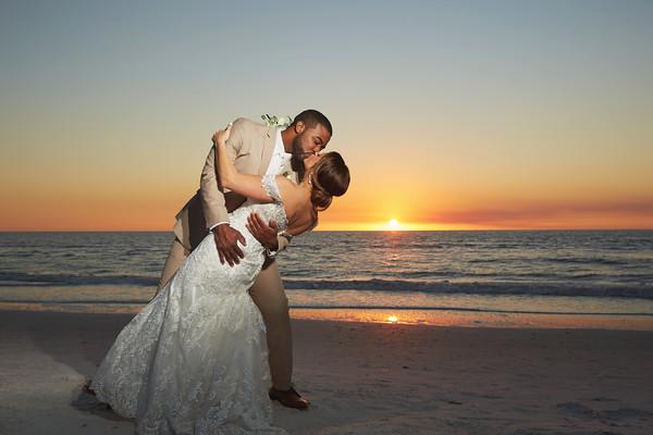 Brianna + David | Marco Beach Ocean Resort