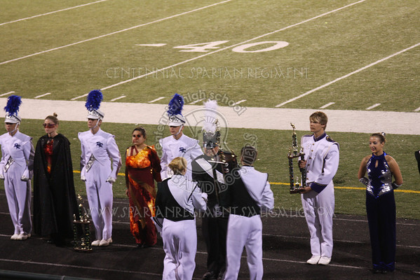 Cedar Creek Marching Festival