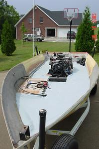 2005 Boat Overhaul