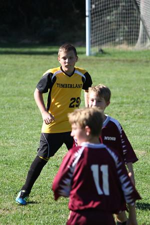 6th Grade Soccer - Just TY