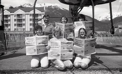 Week of June 21, 1984