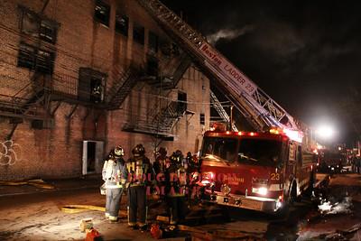 Boston, MA - 5th Alarm, 612 Blue Hill Ave, 2-21-09