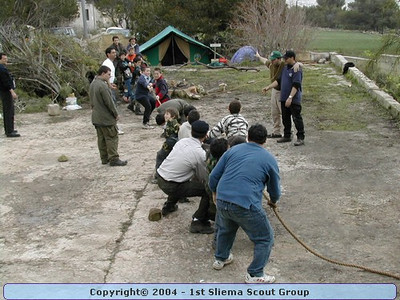 2002-03-08 Father & Son Camp