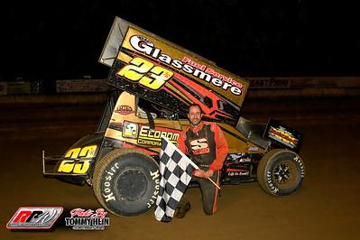 Mercer Raceway - 8/28/21 - Tommy Hein