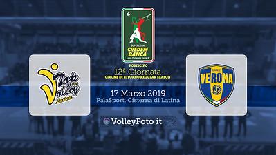 20190127 R06 Latina-Trento