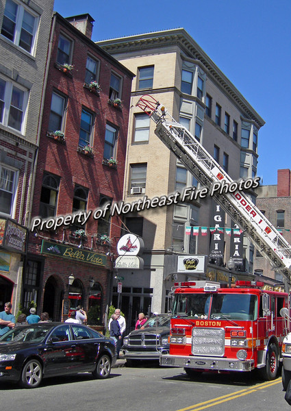 Boston- Hanover Street-4/18/08