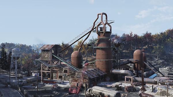Fallout 76 Grafton Steel