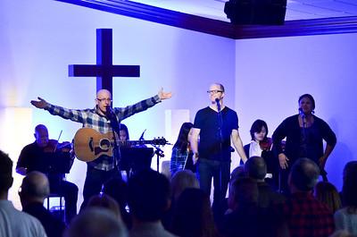 RC Rick Muchow Worship w/Ohana (03/11/2012)