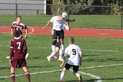 Odyssey v Arcadia boys soccer 10 1 13