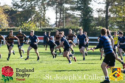 Match 36 - Brighton College v Dulwich College