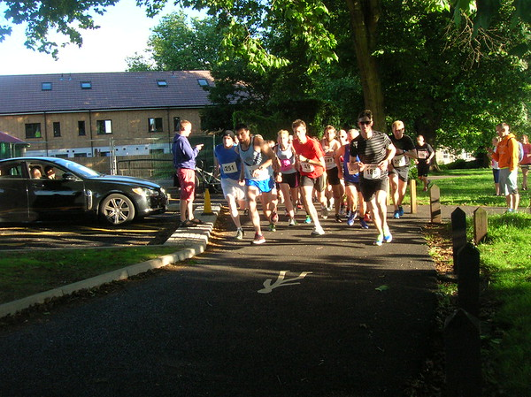Sri Chinmoy 2 Mile Race JULY 5th 2016 Eastville Park