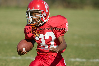 Racine Youth Football 10-11-08