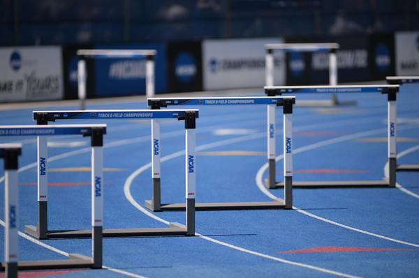 Men's 400M Hurdles Final - 2021 NCAA D2 T&F Outdoor