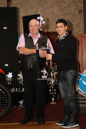 Motorcycling Ireland Motocross Awards