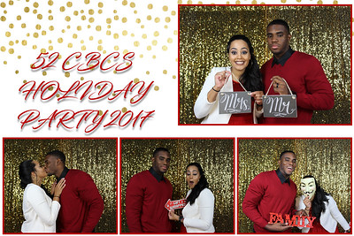 52 CBCS Holiday Party
