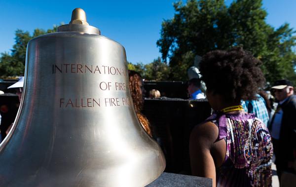 IAFF Fallen FF Memorial 2018
