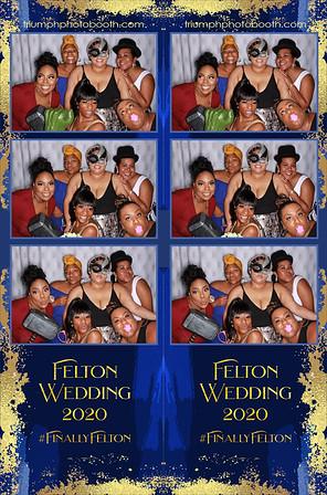 9/27/20 - Felton Wedding