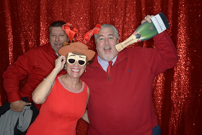 2019 KDI Holiday Party Photo Booth