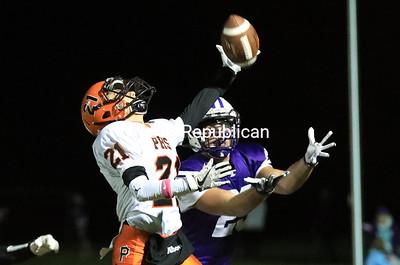 Football – Ticonderoga vs. Plattsburgh High