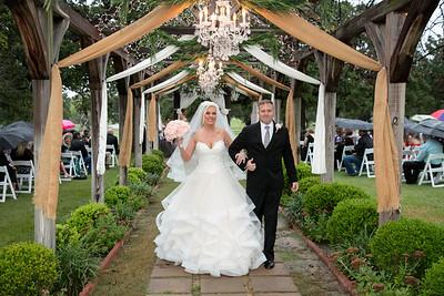 Erin & TJ Wedding at Modeana Ranch