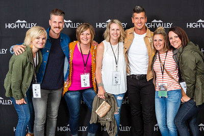 2018 High Valley VIP Photos
