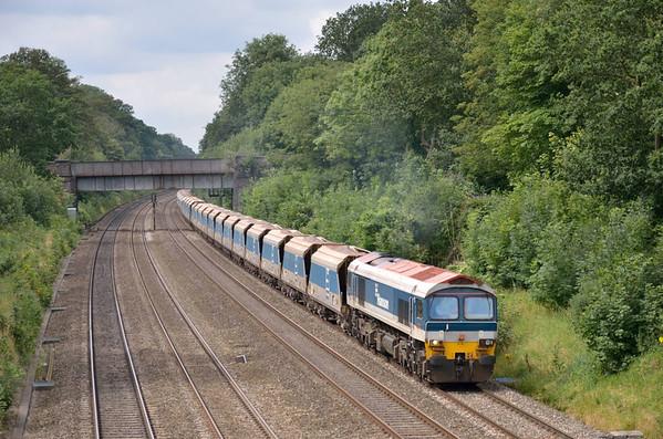 Trains August 2012