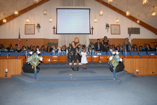 Pastor Mitchell 19th Anniversary Musical