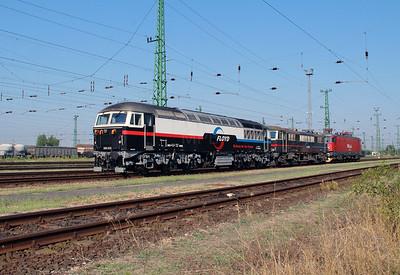 Hungary - Non railtour trips