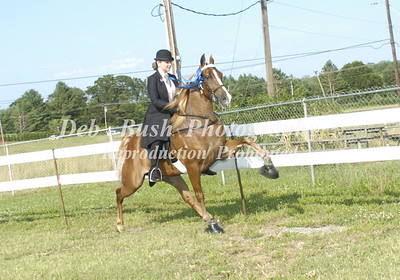 CLASS 5  WALKING YOUTH PONY SPECIALTY (17 & UNDER)
