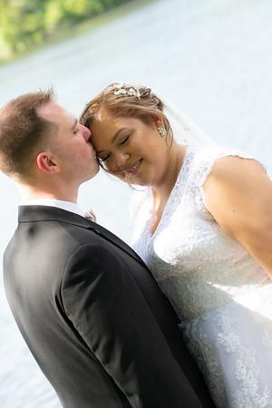 Brian & Lisette's Wedding Day