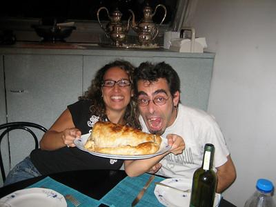 Cena con Laura Monica  e Bradipone