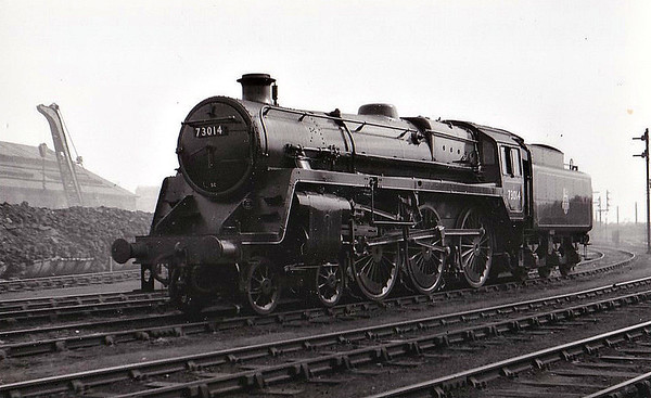 BRITISH RALWAYS STANDARD CLASS LOCOMOTIVES
