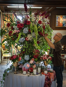 Dallas Florist Gregory Westmoreland - Randy Stewart Photographer