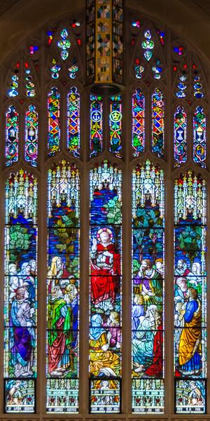 East Transept - Sermon on the Mount