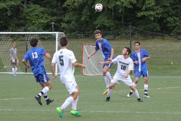 Boys' Varsity Soccer vs. New Hampton | September 20