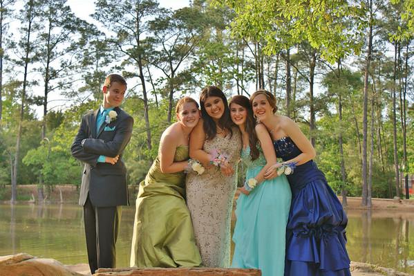 Sydney's Prom 2014